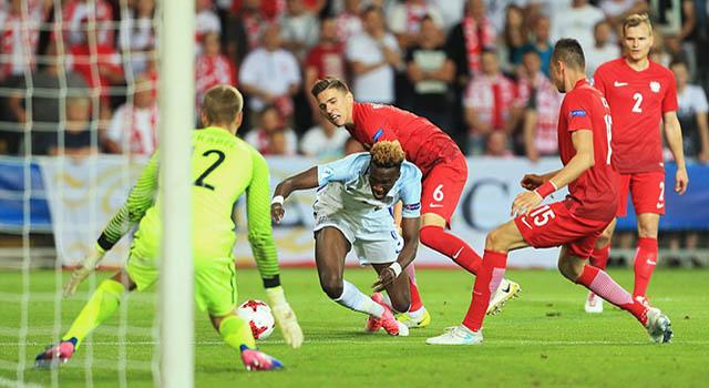 ฟอร์มดี อังกฤษ ชุดเล็กถล่มเจ้าภาพ โปแลนด์ 3-0 ลิ่วตัดเชือก
