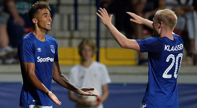 คัลเวิร์ท–เลวิน ซัดชัย ท็อฟฟี่ บุกเฉือน รูซอมเบร็อค 1-0 ลิ่วเพลย์ออฟยูโรป้าลีก