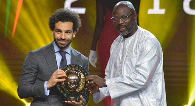 ซาล่าห์ คว้าแข้งยอดเยี่ยมแอฟริกันสมัยที่ 2